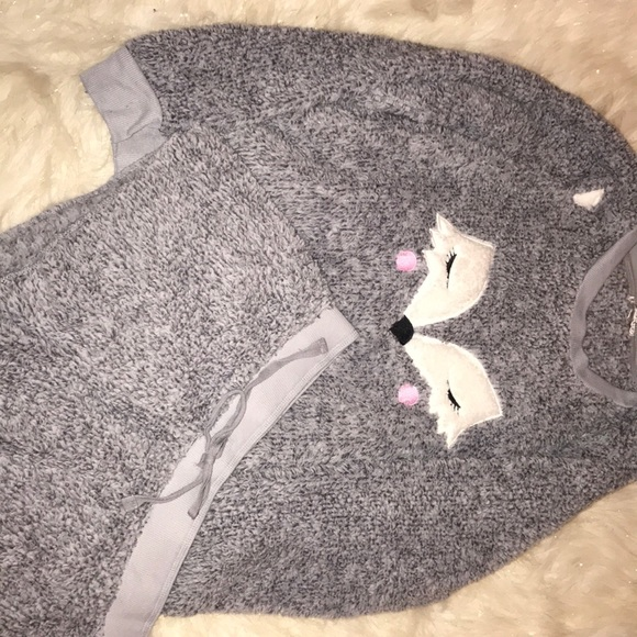 PJ Salvage Other - Super soft grey fox pj set! Barely worn